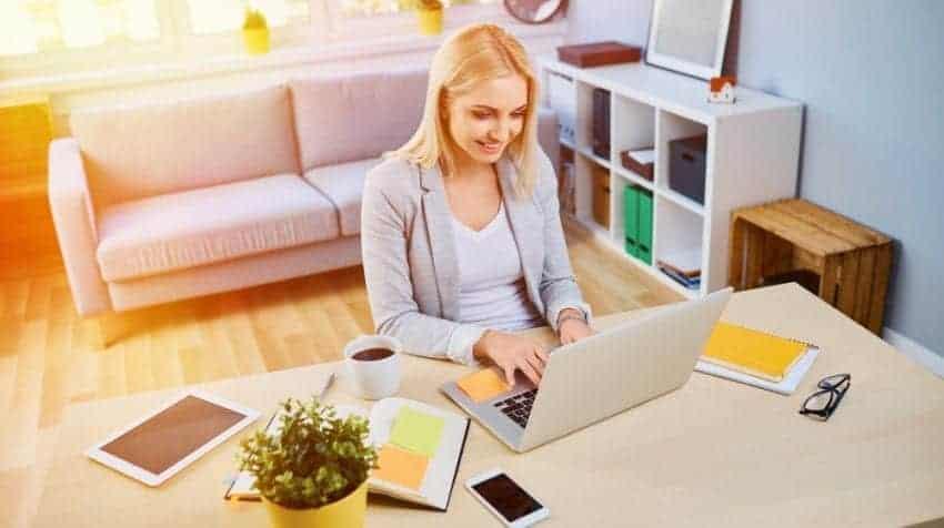 start a home based web design business