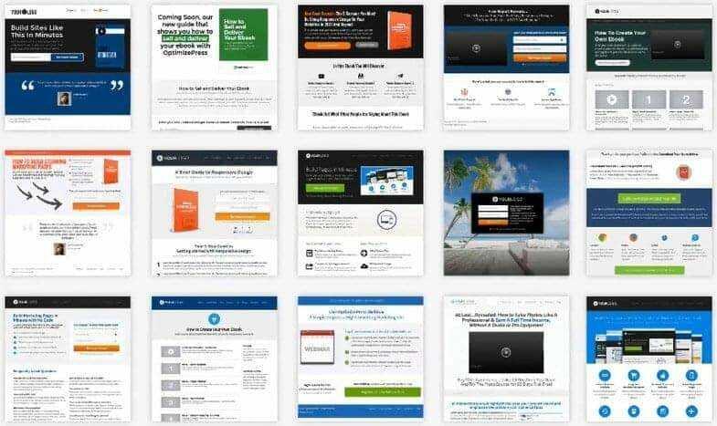 OptimizePress Premium WordPress Theme 2018