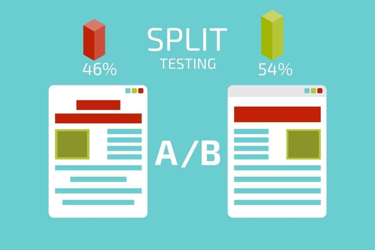 what is split testing in email marketing