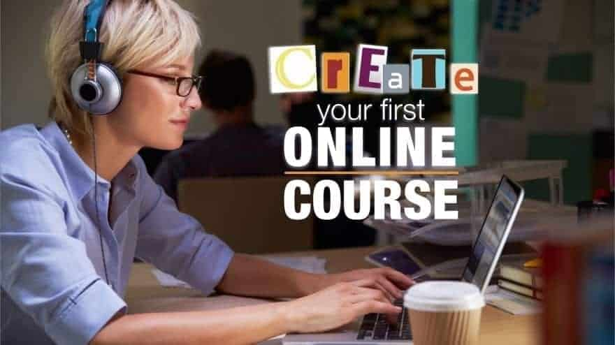 create online course