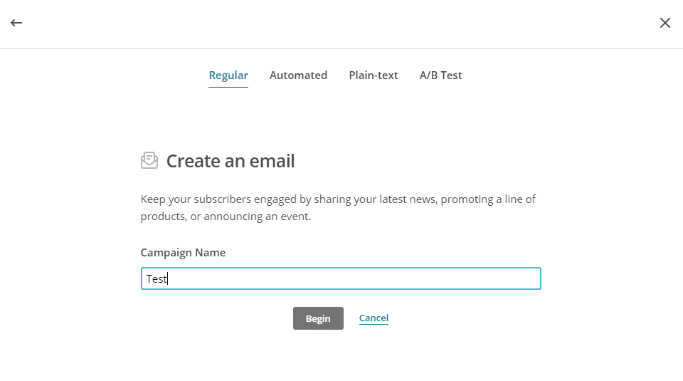 Send_Emails_Using_MailChimp_How_To_Use_MailChimp How To Use MailChimp: Step By Step Guide For Beginners Email Marketing
