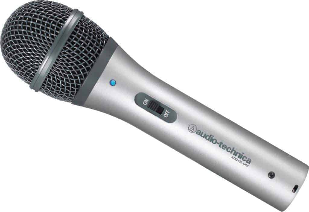 cheap microphone for podcasting