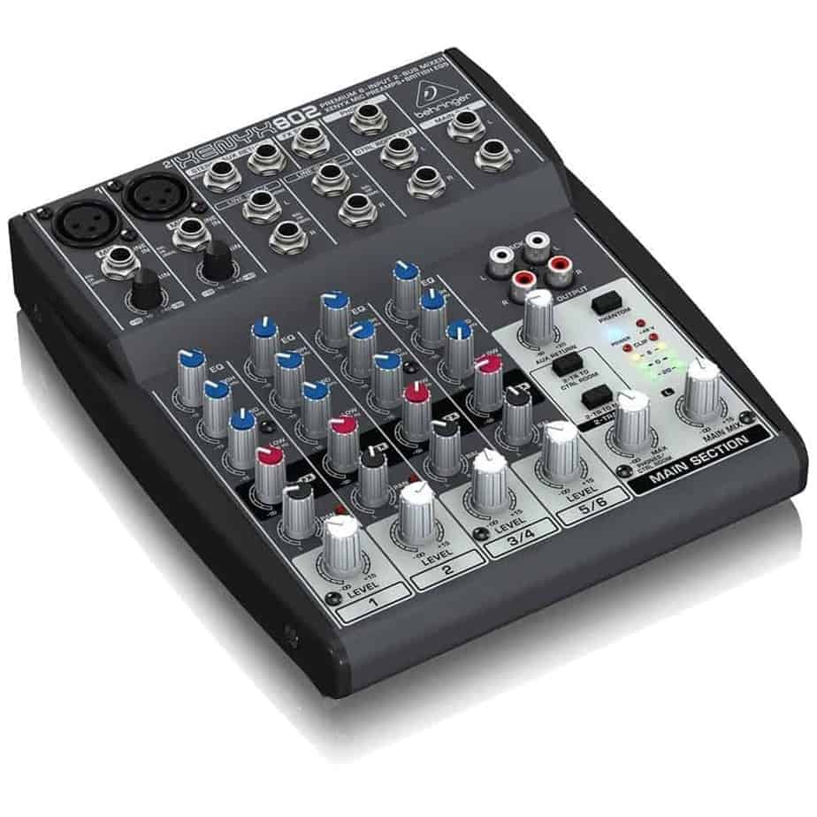 best podcast mixer under $200