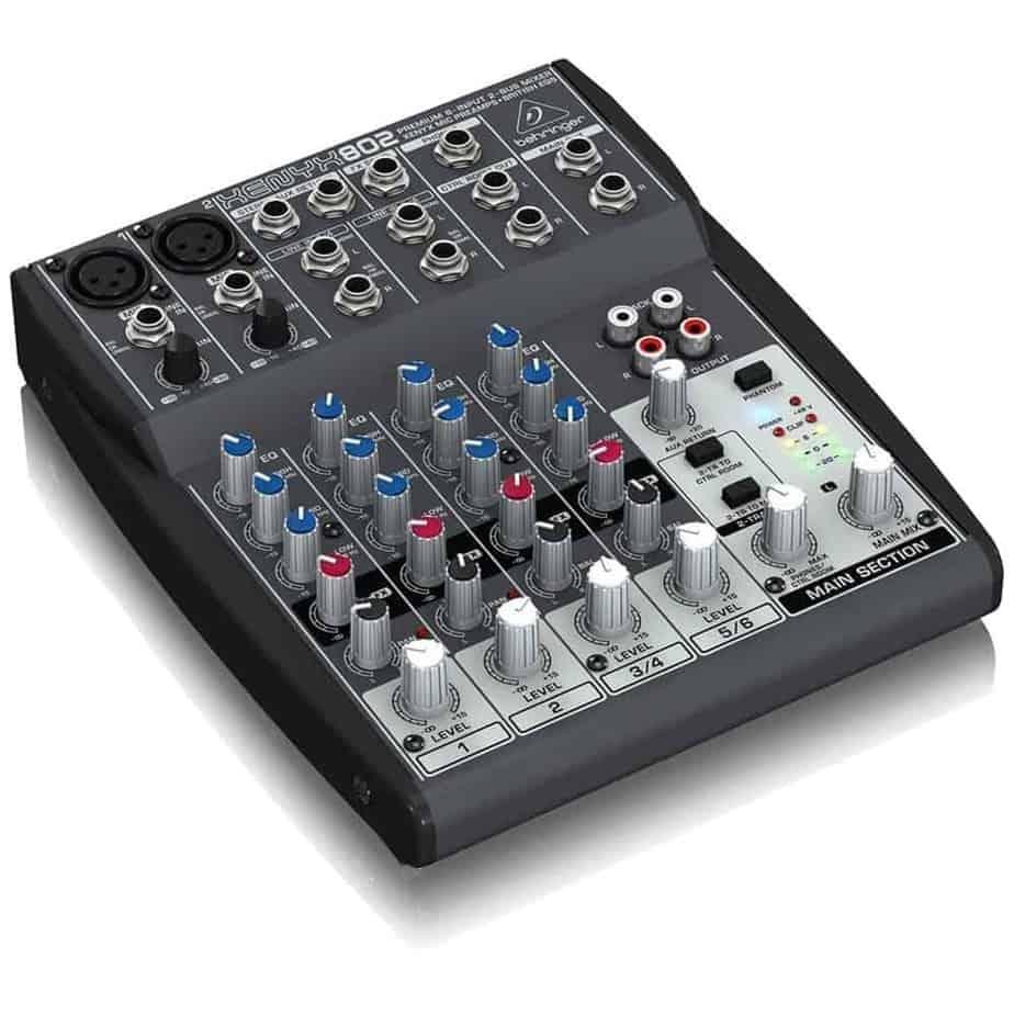 best podcast mixer under $200