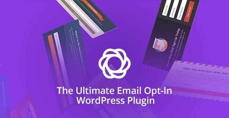 bloom email list builder plugin