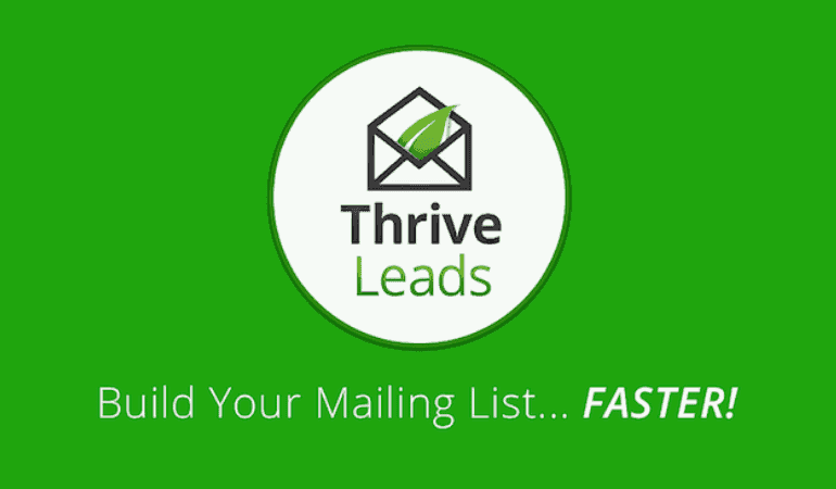 Thrive_Leads_Thrive_Themes_Review_2018 How To Build An Email List Using Thrive Leads Under 30 Days? WordPress