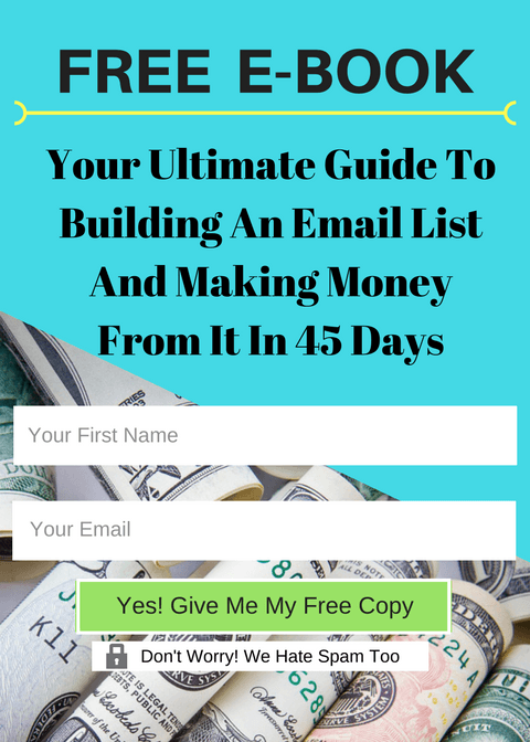 AWeber_Forms How To Build An Email List Without A Website Email Marketing