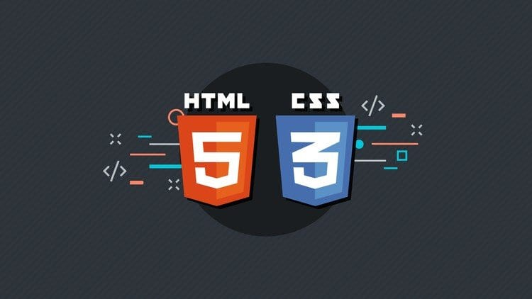 html css to build custom wordpress design