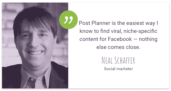 PostPlanner-Testimonial-Neal-Schaffer Boost Your Reach & Social Media Engagement Using PostPlanner Social Media