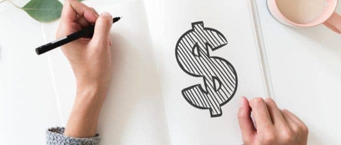 create passive income online through blogging