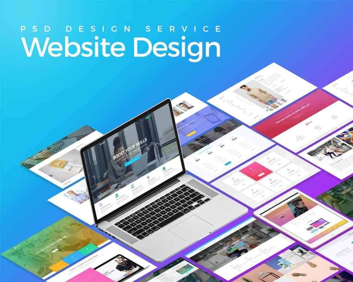 How To Design A Website Fast And Cheaply In 2018?