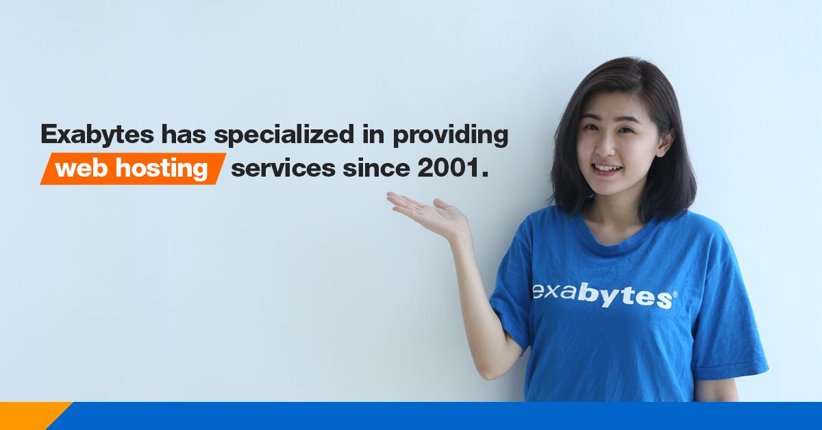 Exabytes Top Web Hosting Malaysia