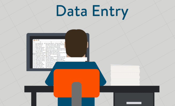 Genuine Online Data Entry Jobs Without Investment