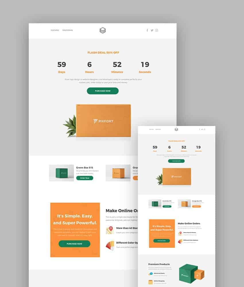 Build Incredible Landing Pages Using Thrive Architect Templates 3