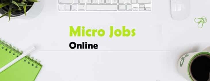 Micro Jobs Online Without Investment