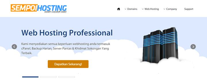 Sempoi Hosting Cheap Web Hosting Malaysia