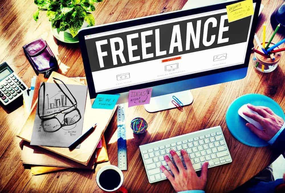 start a freelance career