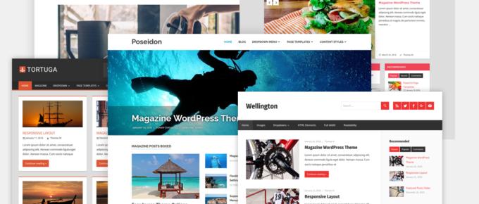 Top Free WordPress Themes