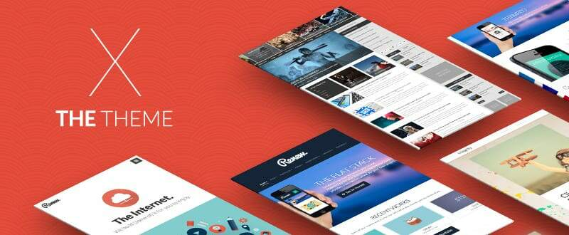 X Theme Visual Composer WordPress
