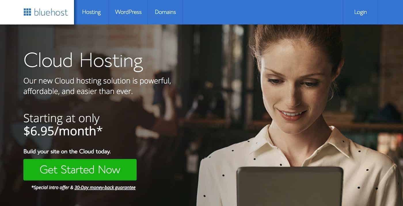 BlueHost Cloud Hosting Review 2019