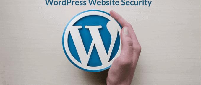 How To Secure WordPress Websites