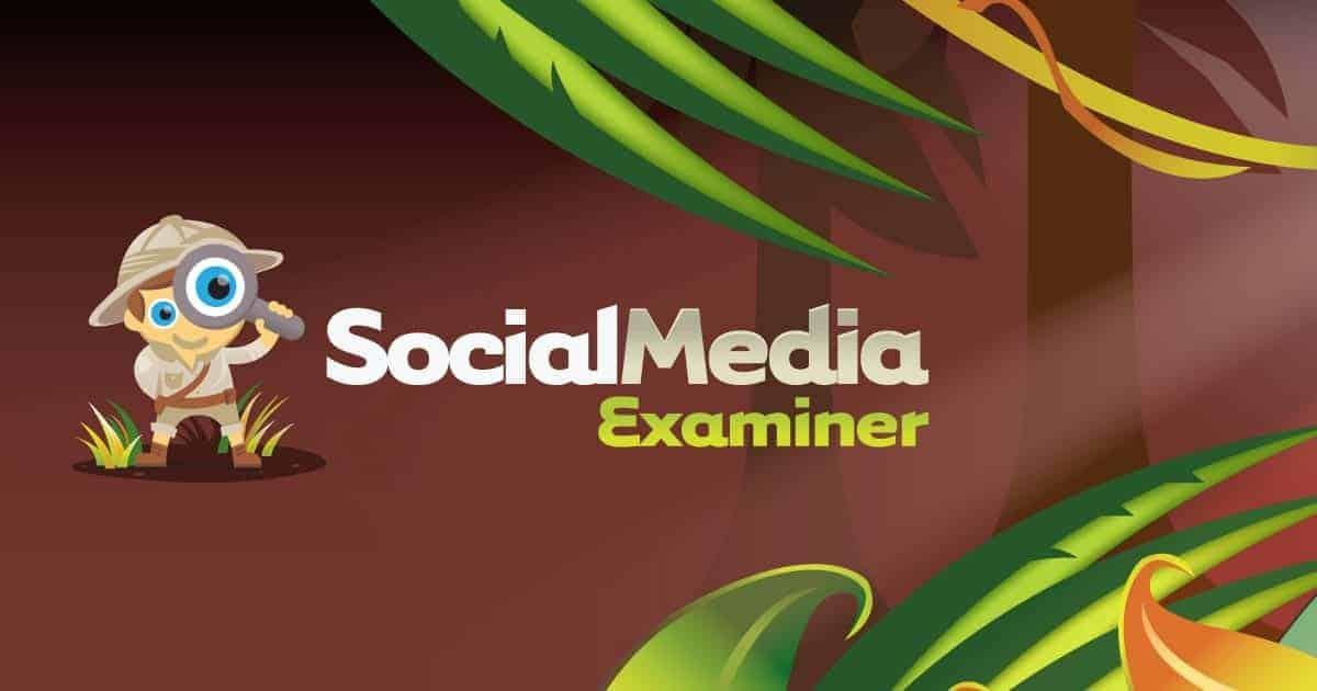 Social-Media-Examiner-Blog Top 16 Social Media Marketing Blog 2019 Blog Online Marketing Social Media