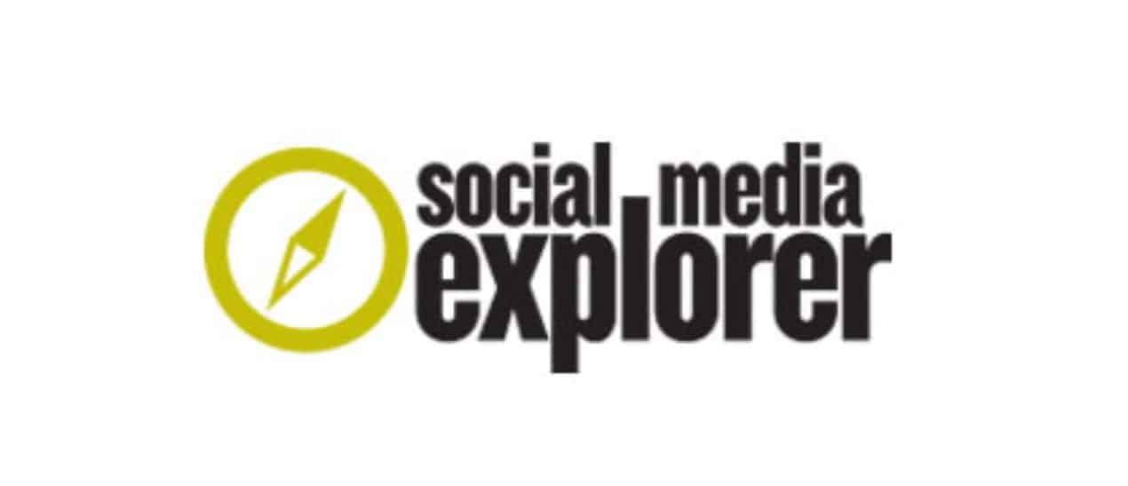 Social Media Explorer Blog