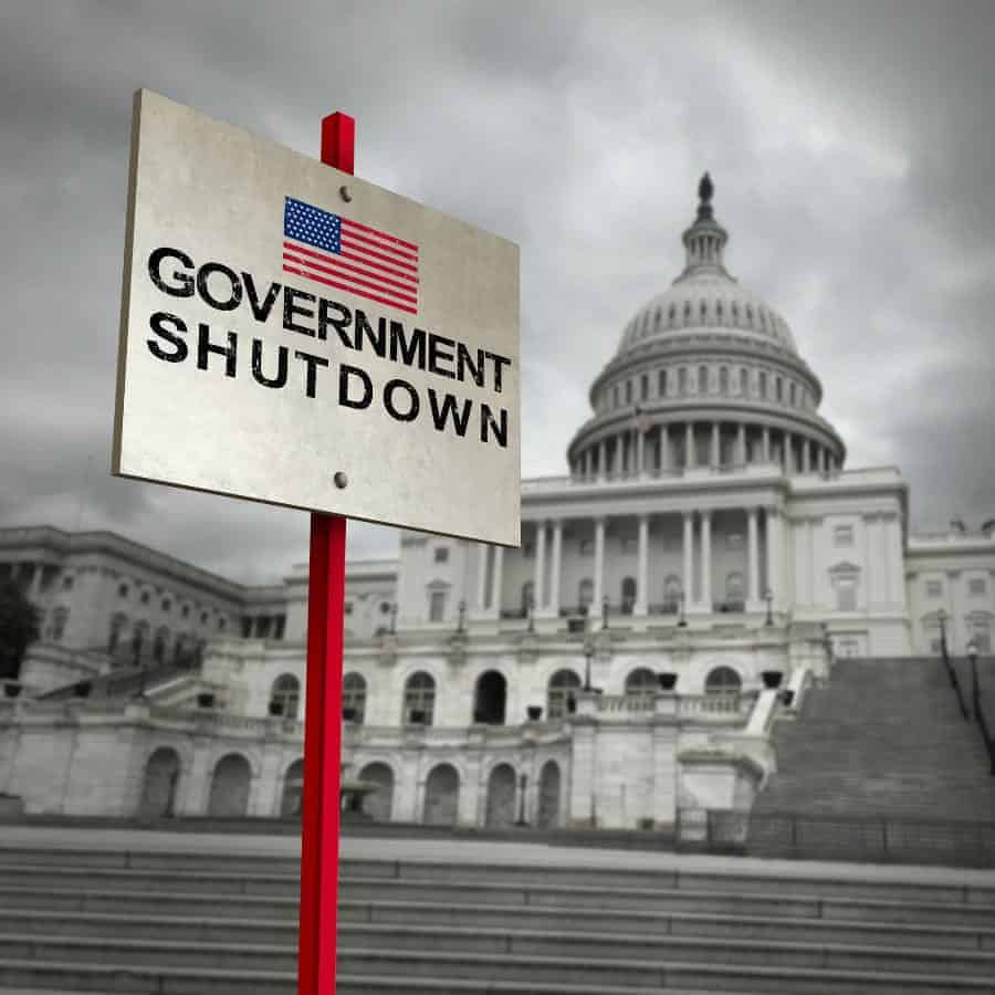 What To Do During Government Shutdowns