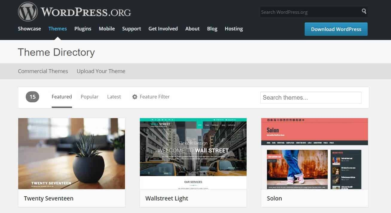 Best WordPress Themes 2019