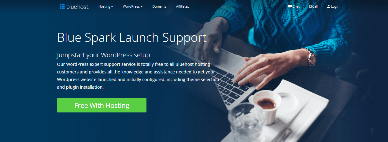 BlueHost Spark Review
