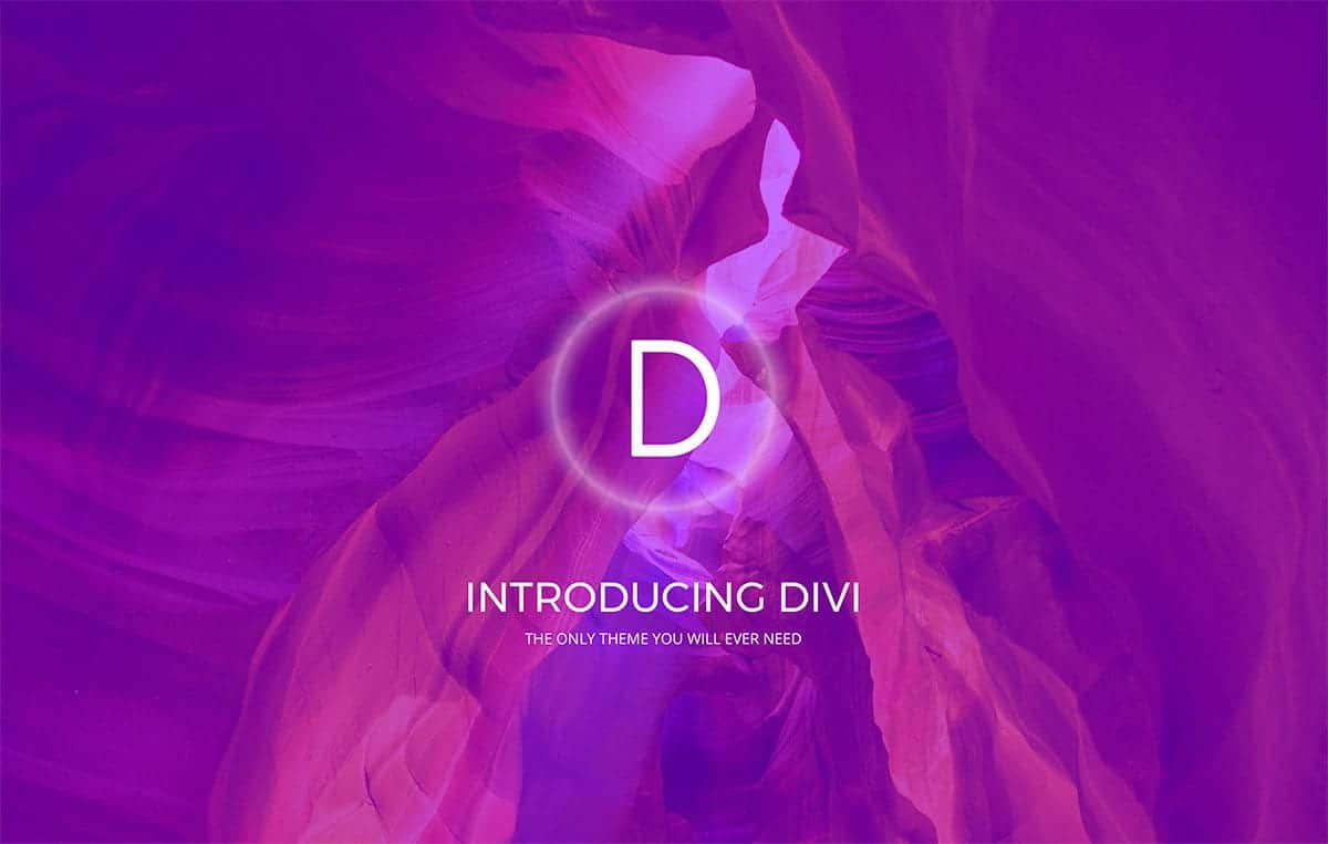 Divi Theme Review 2019