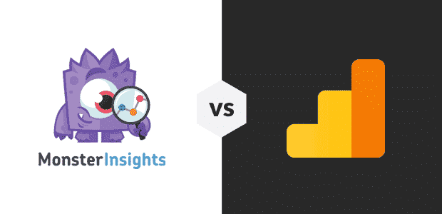 MonsterInsights vs Google Analytics 2019