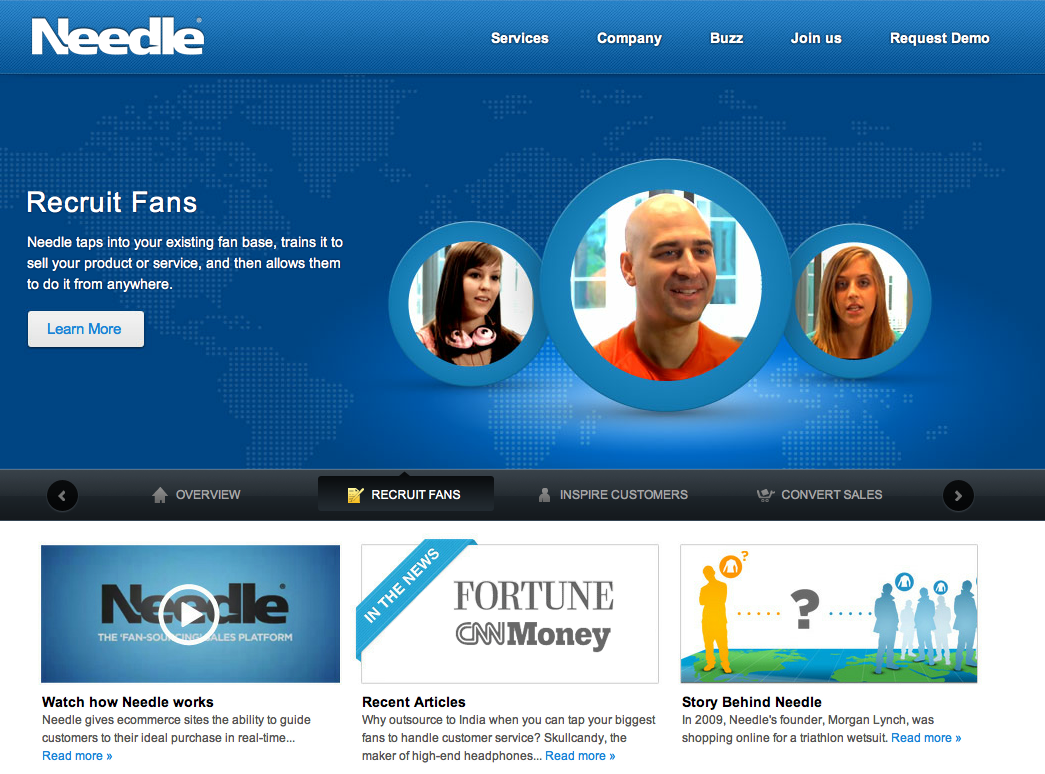 Needle.com Non Phone Work From Home Jobs