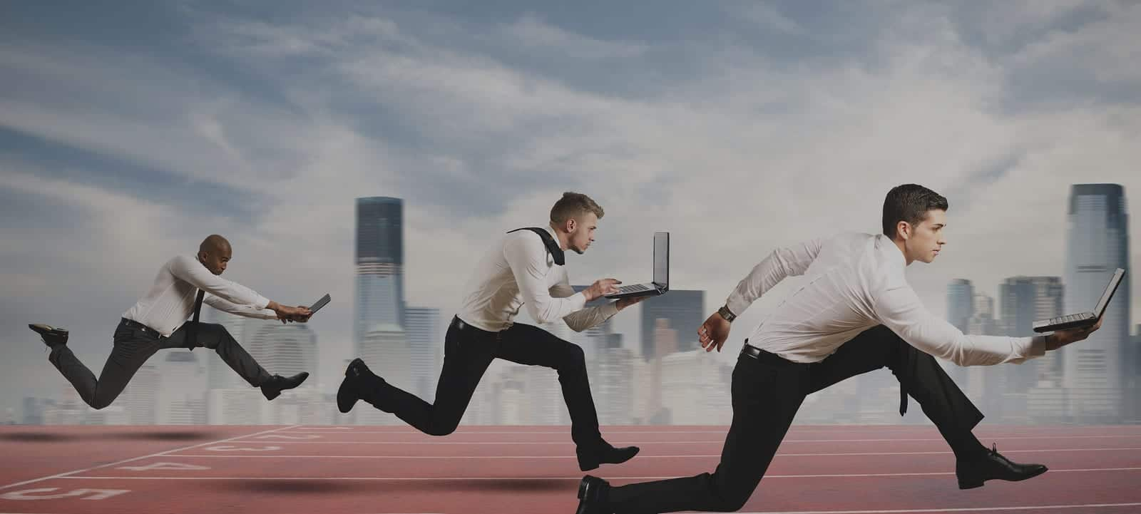 Stay-Ahead-Of-Competitors 5 Reasons Why You Need To Work Harder (Even When You Are At The Top) Blog Business Leadership
