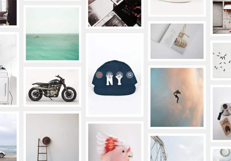 Void Tumblr Theme for Artist