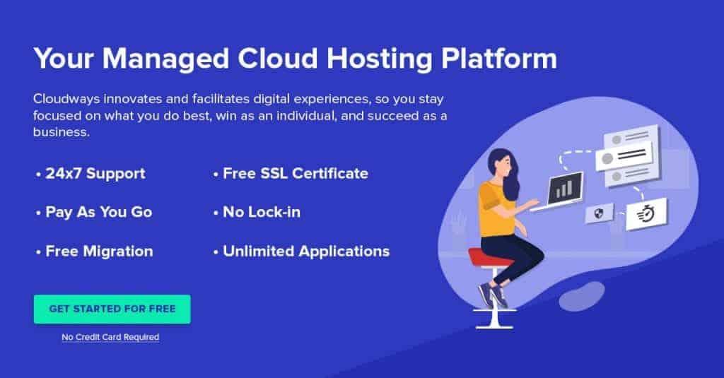 Cloudways Fastest WordPress Hosting