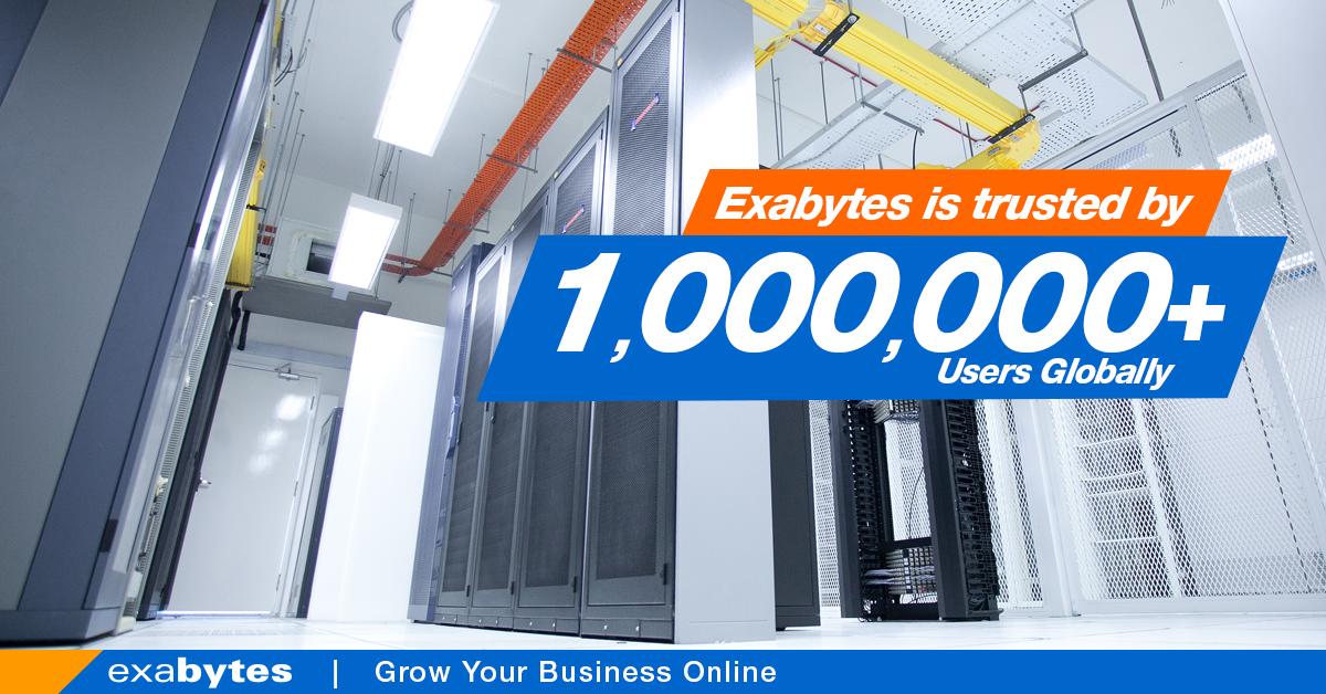 Exabytes Fastest WordPress Hosting