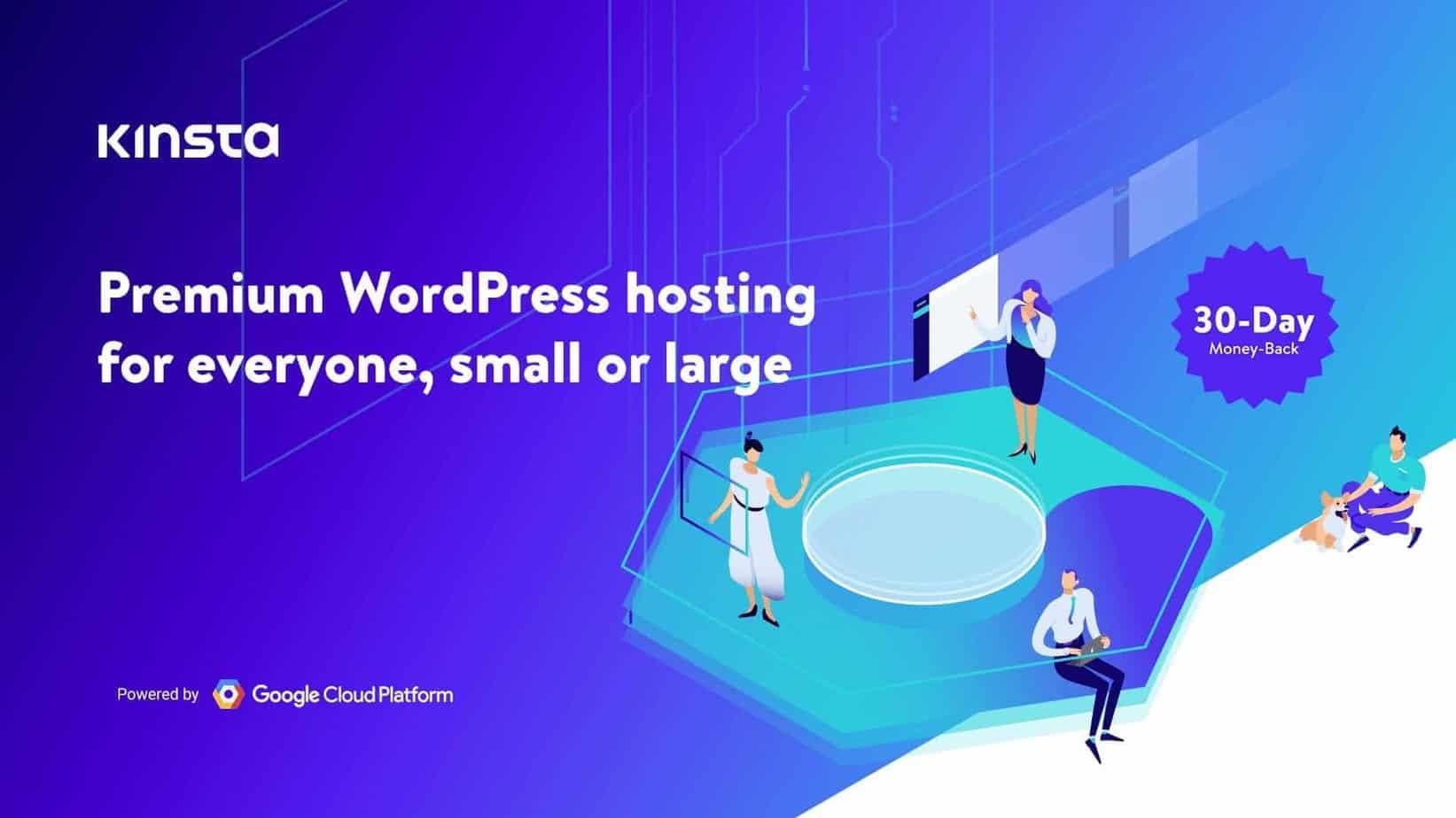 Kinsta Fastest WordPress Hosting