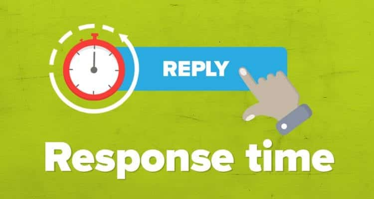 UpWork Freelancer Response Time