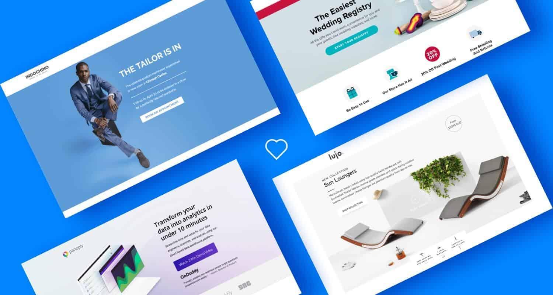 Best Landing Pages Designs