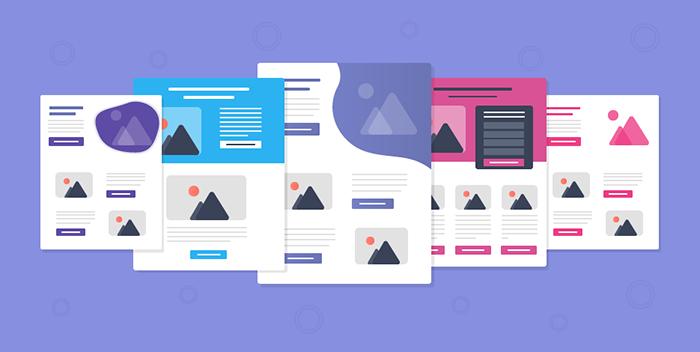 Types of WordPress Landing Pages