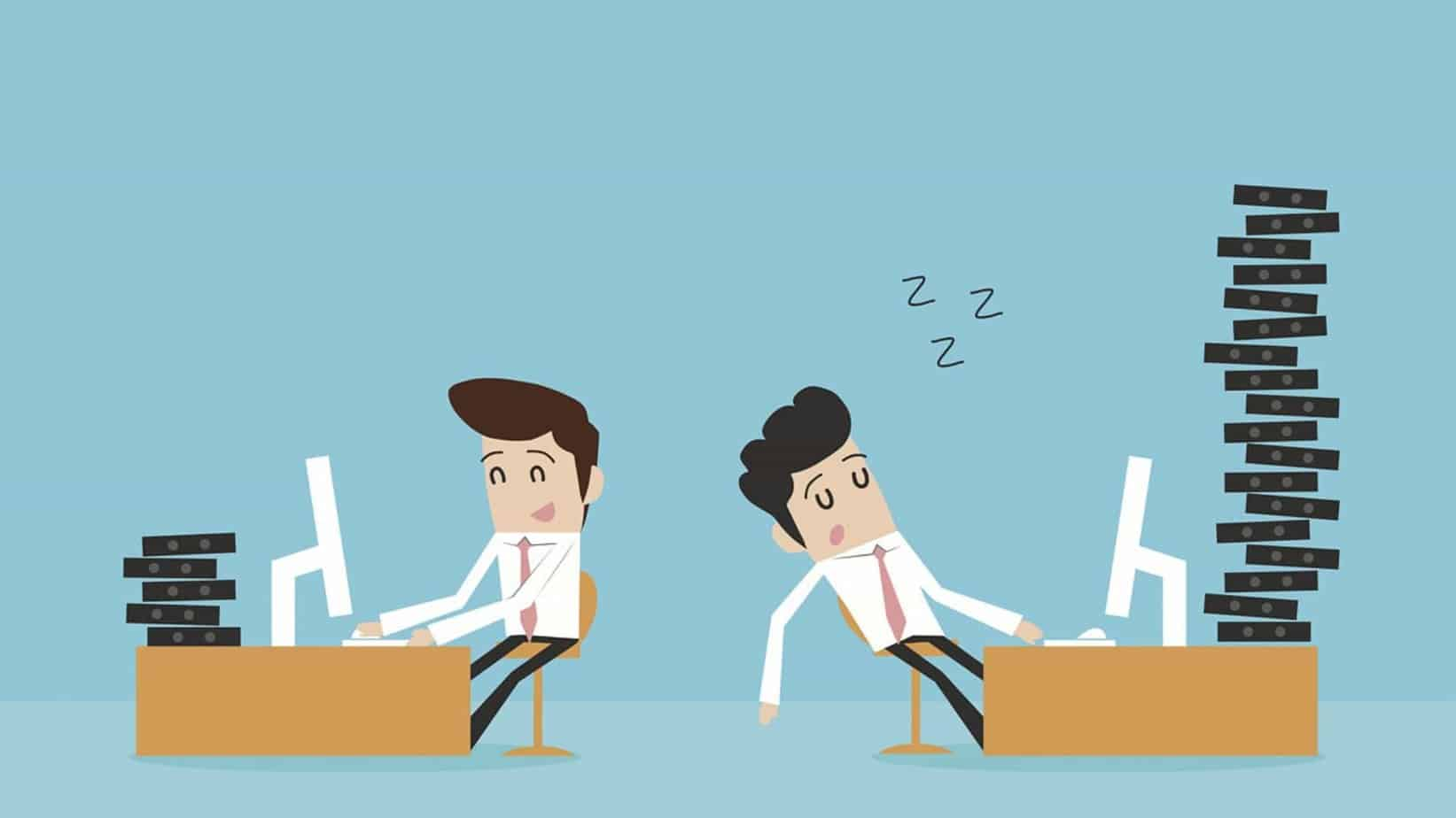 Tips To Be Productive At Office