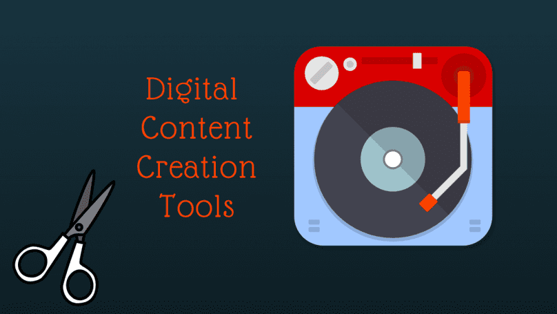 10 Useful Tools To Create Content