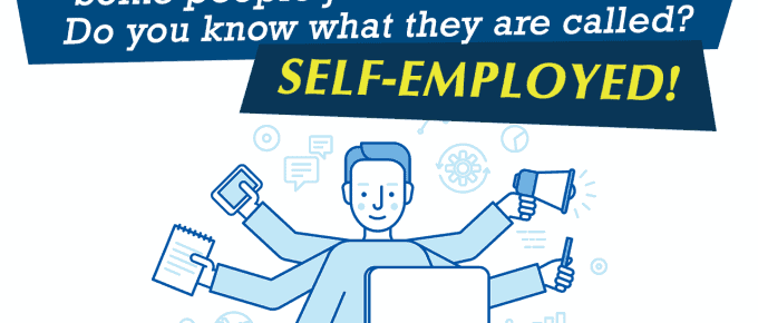 Why Self Employment Could Be The Answer