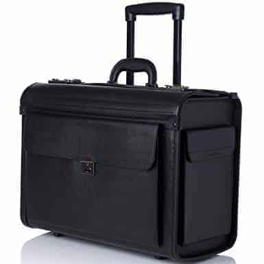 Alpine Swiss Rolling Laptop Briefcase Review
