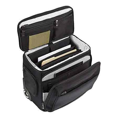 Ativa Ultimate Workmate Rolling Briefcase Review