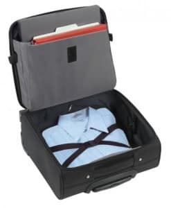 SOLO-Sterling-Overnighter-Review-2019 Top 10 Best Rolling Briefcases for Business Travel Blog Lifestyle