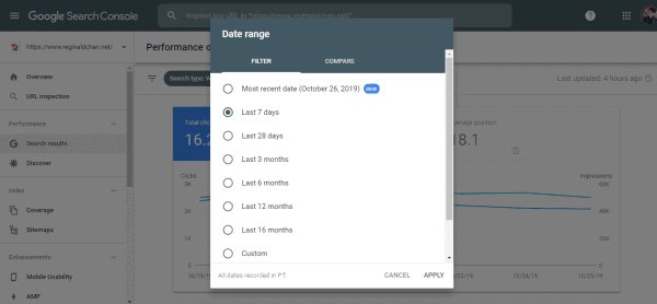 How to Check Google Search Console for Google BERT Update