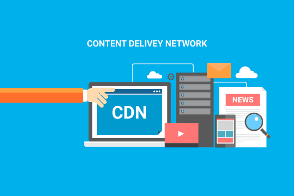 Content Delivery Network With A Semi Dedicated Hosting