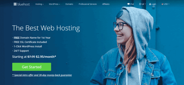 Create A Self Hosted WordPress Blog With BlueHost